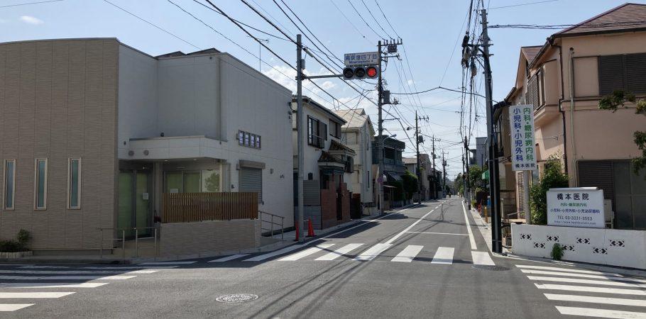 5/6に開院します。場所は旧橋本医院の目の前です。